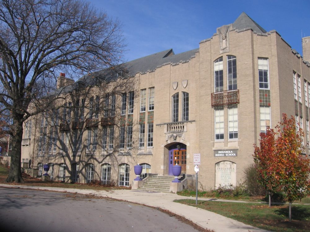 Indianola Junior High School (1929)
